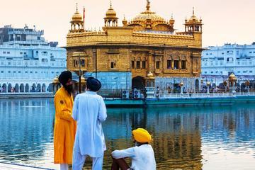 3 Days Taj Mahal Agra with Golden Temple Amritsar tour from Delhi