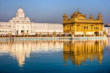 Private Day-Trip to Golden Temple Amritsar from Delhi Including Return Flight